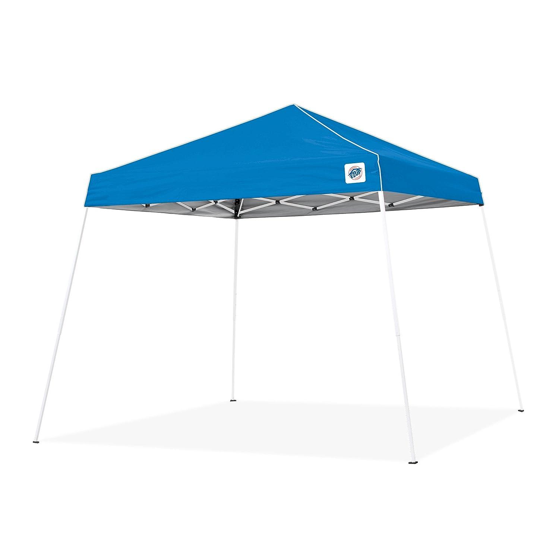 E Z Up Swift Instant Shelter Pop Up Canopy 12 X 12 Ft Blue