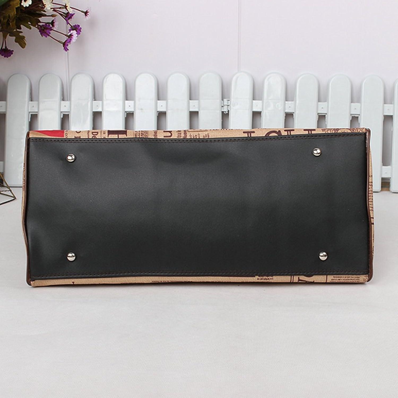 Fancasen New Retro Vintage Style Womens Handbag Tote Shoulder Bag 25