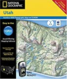 GPS or Navigation System - National Geographic TOPO! Utah Map CD-ROM (Mac)