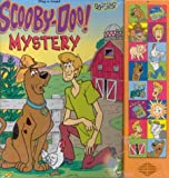 img - for Scooby-Doo Mystery Play-a-Sound Large Interactive Book! book / textbook / text book