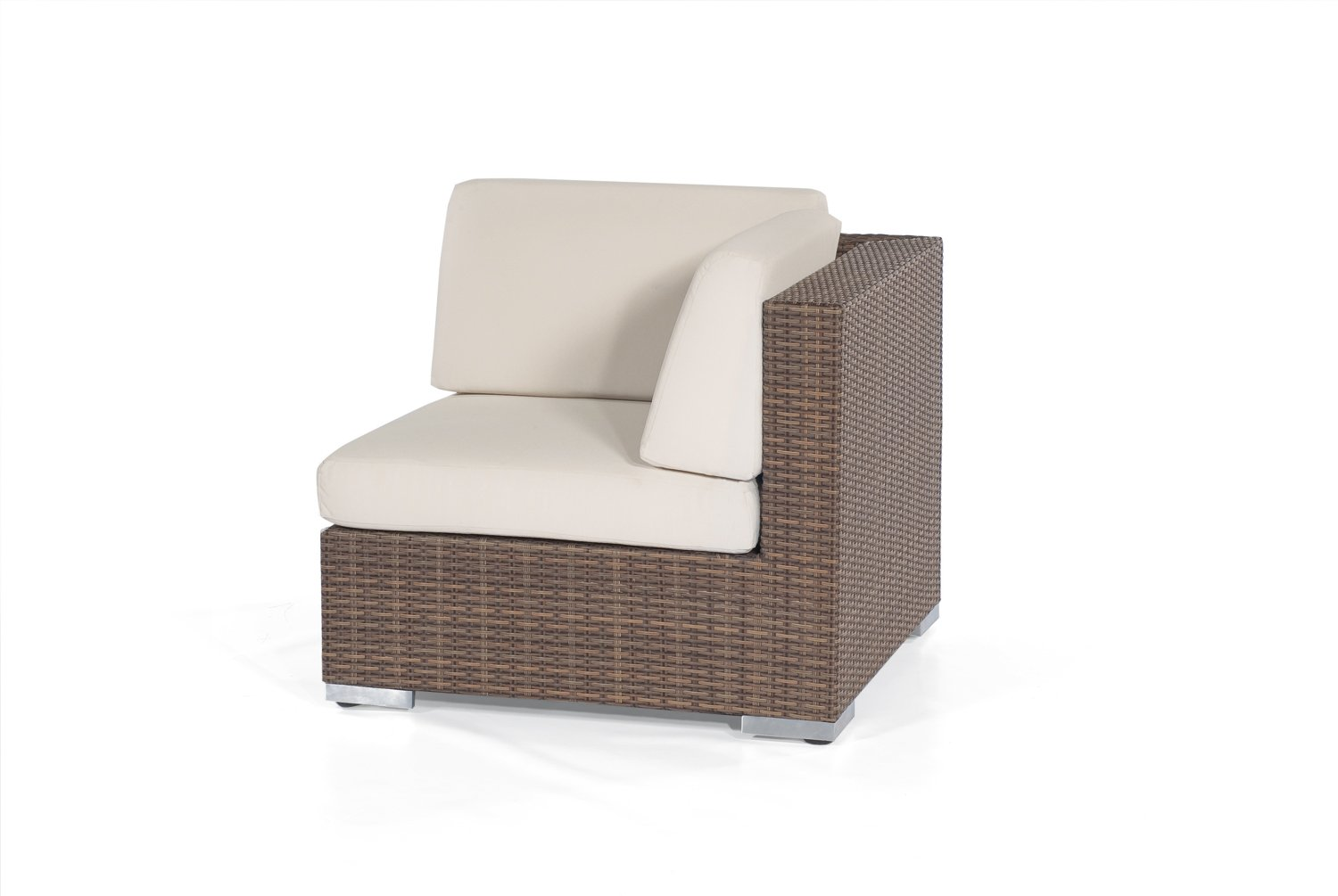 Lounge Eckmodul Residence cappuccino