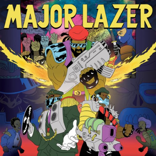Get Free (feat. Amber of Dirty Projectors) (Major Lazer Get Free compare prices)