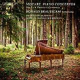 モーツァルト : ピアノ協奏曲集 第11集 (Mozart : Piano Concertos VOL.11 ~ Nos 1-4 Pasticcio Concertos / Ronald Brautigam | Die Kolner Akademie | Michael Alexander Willens) [SACD Hybrid] [輸入盤] [日本語帯・解説付]