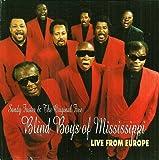 echange, troc Blind Boys of Mississippi - Live From Europe