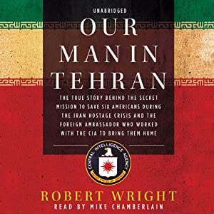 Our Man in Tehran Audiobook