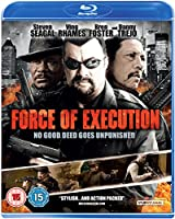 Force Of Execution [Blu-ray] [2013]