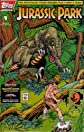 Jurassic Park, VOL 1 #4 of 4 (Comic Book)