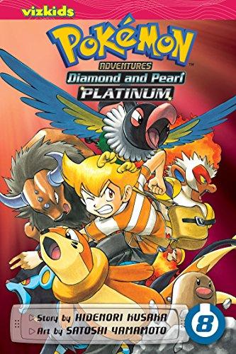 Pokémon Adventures: Diamond and Pearl/Platinum, Vol. 8 (Pokemon)