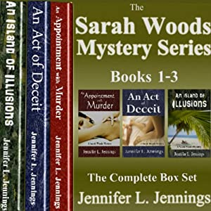 Sarah Woods Mystery Series: Books 1-3 | [Jennifer L. Jennings]
