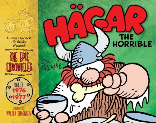 Hagar the Horrible: The Epic Chronicles: The Dailies 1976-1977