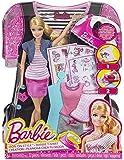 Mattel Barbie BDB32 - Bügelbild-Designer, Puppe mit Zubehör