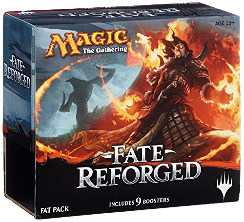 Magic The Gathering Fate Reforged Fat Pack (Magic Cards Fat Pack compare prices)