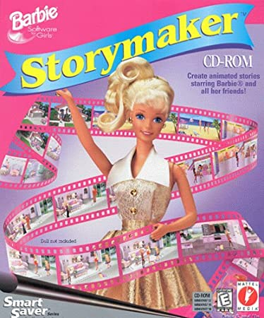 Barbie Classic: Barbie Storymaker