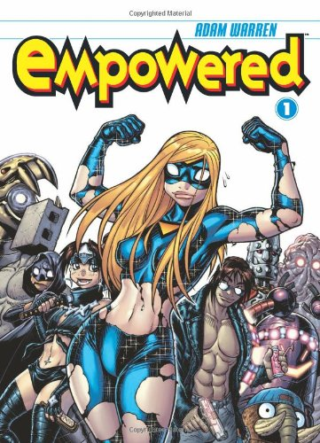 Empowered, Vol. 1: Adam Warren: 9781593076726: Amazon.com: Books