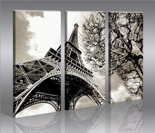 Interni Casa: Eiffel Torre Parigi Quadri moderni intelaiati - pronti ...
