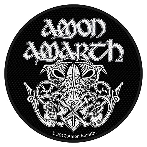 Amon Amarth Odin Toppa Standard