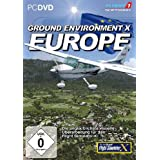 "Flight Simulator X - Ground Environment X ""Europe""von ""Aerosoft"""