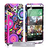 Yousave Accessories HTC Desire 610 Case Jellyfish Silicone Gel Cover With Stylus Pen
