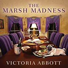 The Marsh Madness: Book Collector Mystery Series #4 (       UNABRIDGED) by Victoria Abbott Narrated by Carla Mercer-Meyer