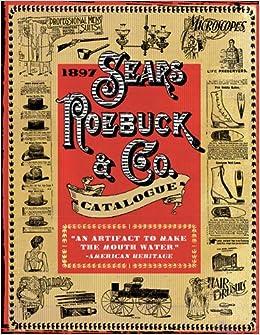 1897 sears roebuck amp co catalogue amazon co uk roebuck amp co sears