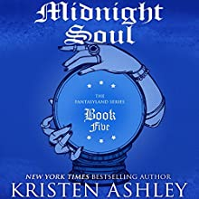 Midnight Soul Audiobook by Kristen Ashley Narrated by Lauren Fortgang