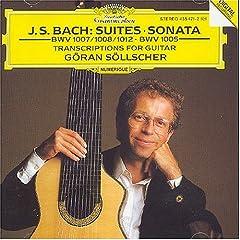 Bach: Transkriptionen für Gitarre (Transcriptions For Guitar)