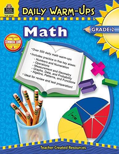 Math, Grade 2 (Daily Warm-Ups)