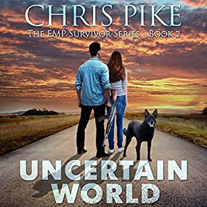 Uncertain World Audiobook