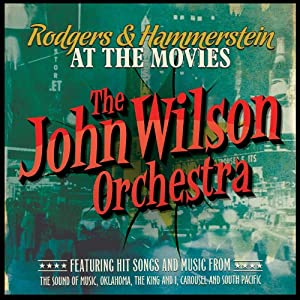 Rodgers Hammerstein At The Movies from EMI Classics
