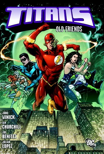 Titans TP Vol 01 Old Friends