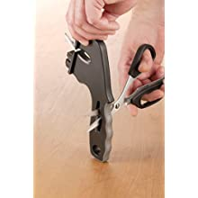 Smith's CSCS 4-in-1 Knife and Scissors Sharpener