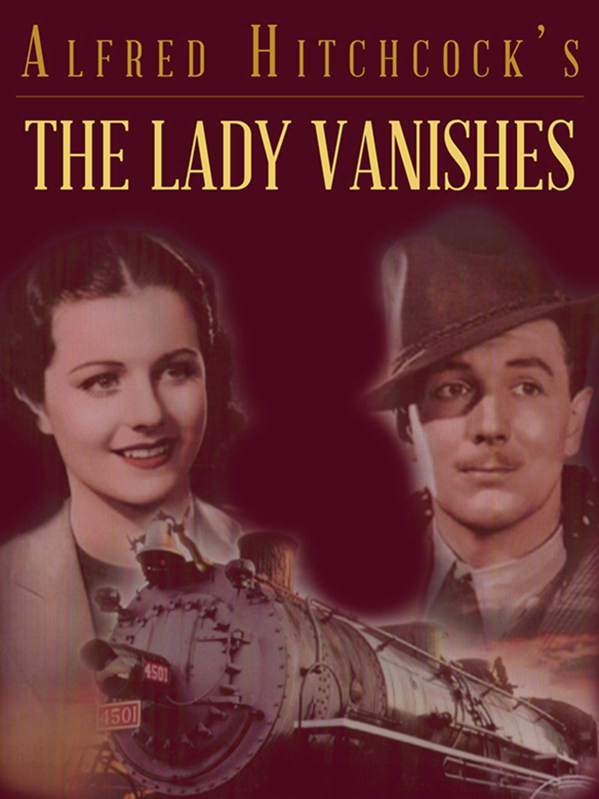 Alfred Hitchcock's: The Lady Vanishes on Amazon Prime Video UK