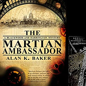 The Martian Ambassador Audiobook