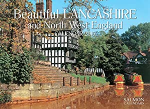 Beautiful Lancashire and North West England Calendar 2015