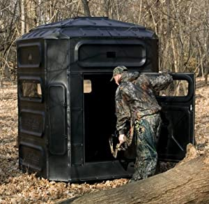Big Game Treestands The Freestyle Box Blind by Big Game Treestands