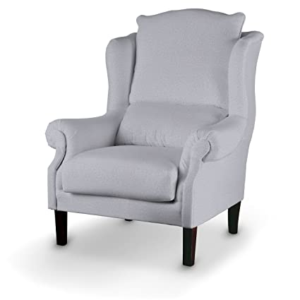 Dekoria Sessel 63 x 115 cm grau-beige