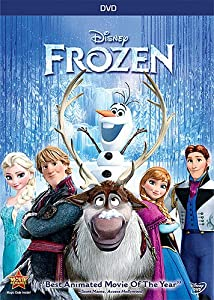 Best Price on Disney Frozen - 50% off the DVD and Blu-Ray/DVD Combo on Pre-Order!!