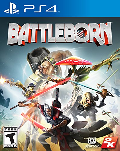 Battleborn - PlayStation 4 - Standard Edition