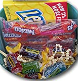 Puppy Love Candy Gift Basket Bundle - Twizzlers, Lemonhead and Jolly Ranchers