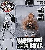 ワールド オブ MMA チャンピオンズ 通常版 ヴァンダレイ・シウバ 6インチ アクションフィギュア シリーズ2 単品