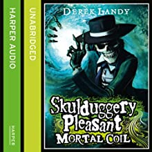 Mortal Coil: Skulduggery Pleasant, Book 5 Audiobook by Derek Landy Narrated by Brian Bowles