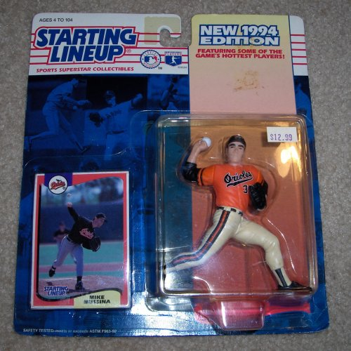 1994 Mike Mussina MLB Starting Lineup