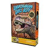 Dinosaurier-Grabungsset - Grabe 3 echte Dino-Fossilien aus! von Discover with Dr. Cool
