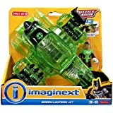Imaginext exclusive 2015 Green Lantern Jet