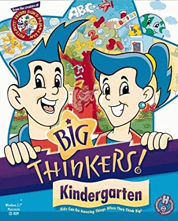 Big Thinkers Kindergarten 5-User Lab Pack