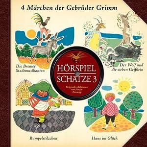 Hörspiel Schätze. Originale von 1950-1970. Teil 3 Hörspiel