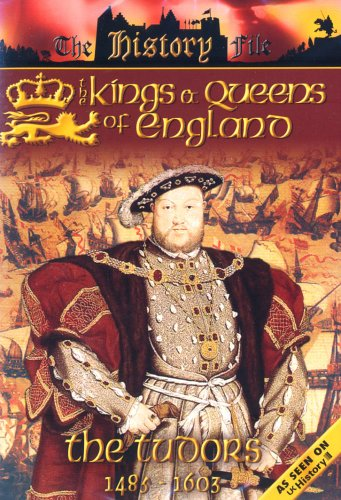 The History File - Kings and Queens of England - Tudors [DVD]