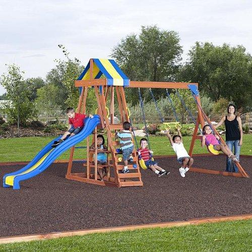 Kids Glider Swing front-774112