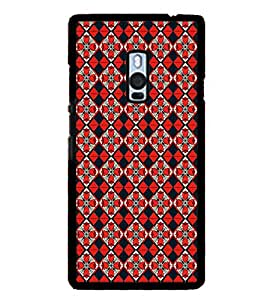 ifasho Designer Phone Back Case Cover OnePlus 2 :: OnePlus Two :: One Plus 2 ( Purple Man Star Full Moon )