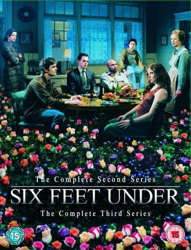 Six Feet Under: Complete HBO Season 3 [DVD]